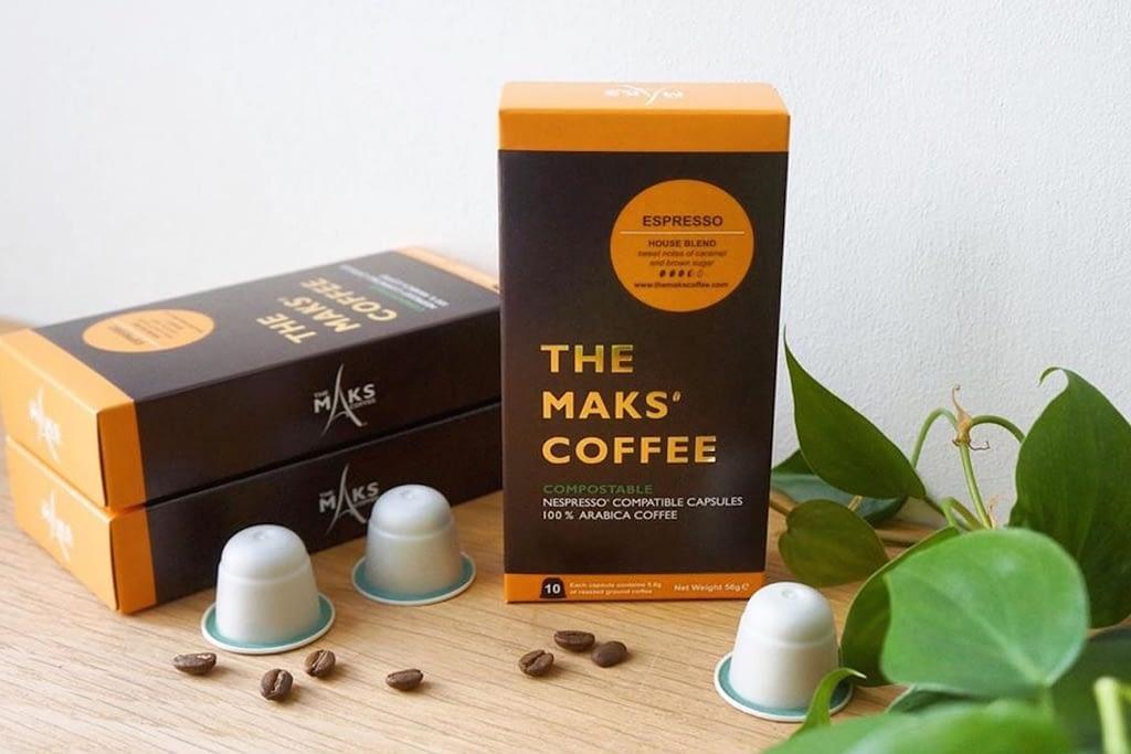 The Maks' Coffee