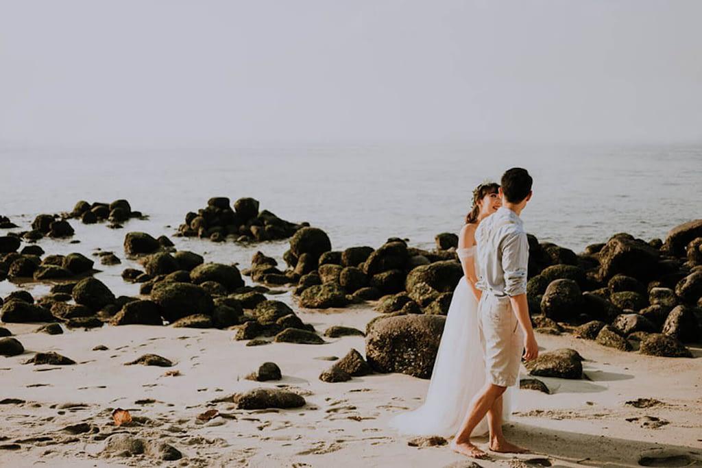 Punggol Beach - hidden photoshoot locations