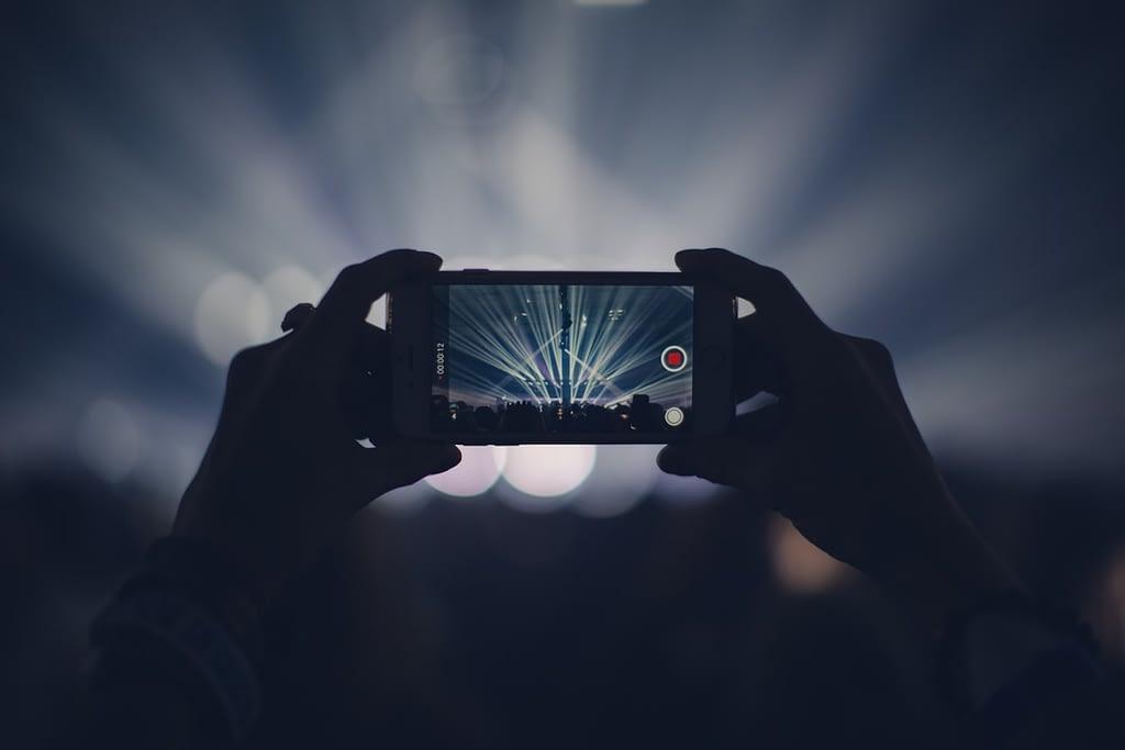Video content - social media