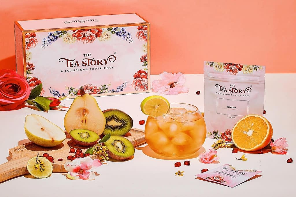 The Tea Story father's day gift