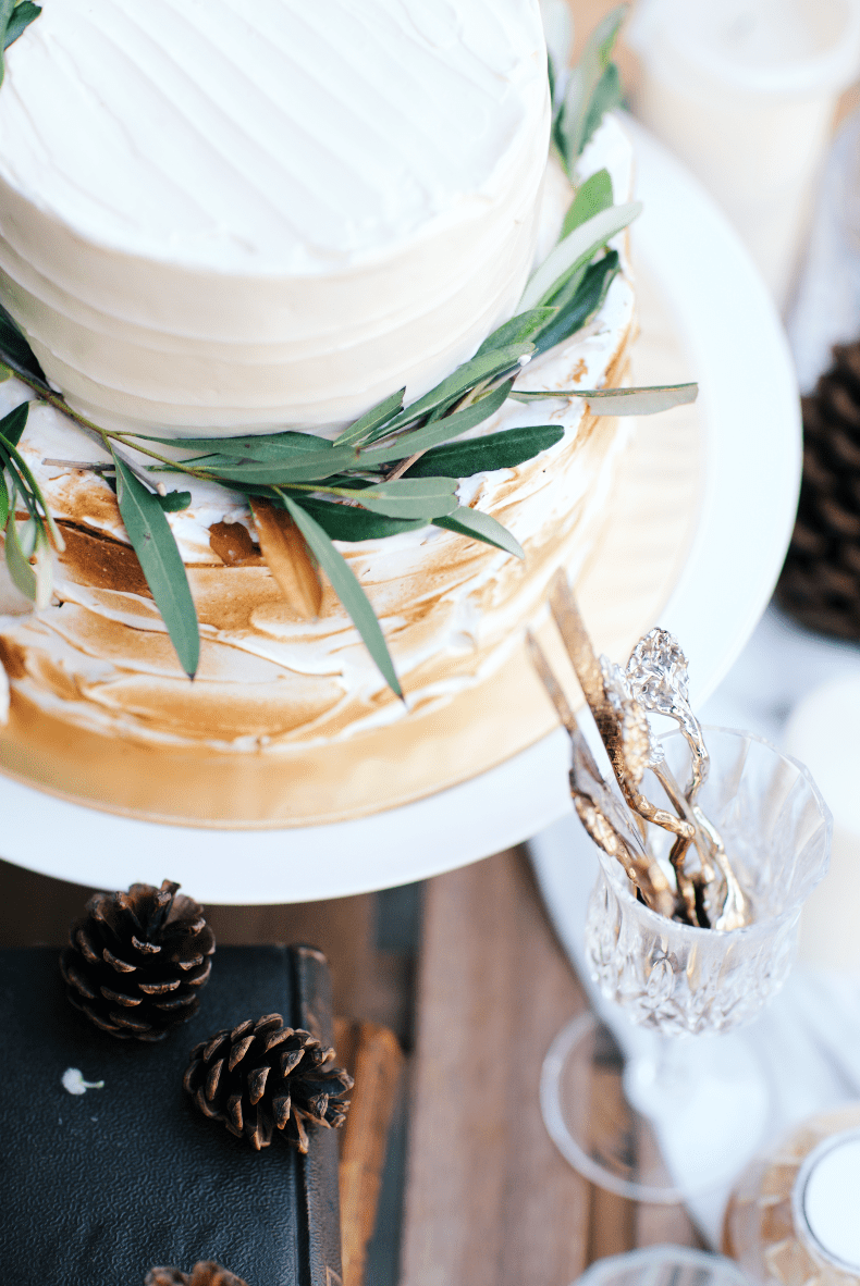 rustic wedding cake ideas 2