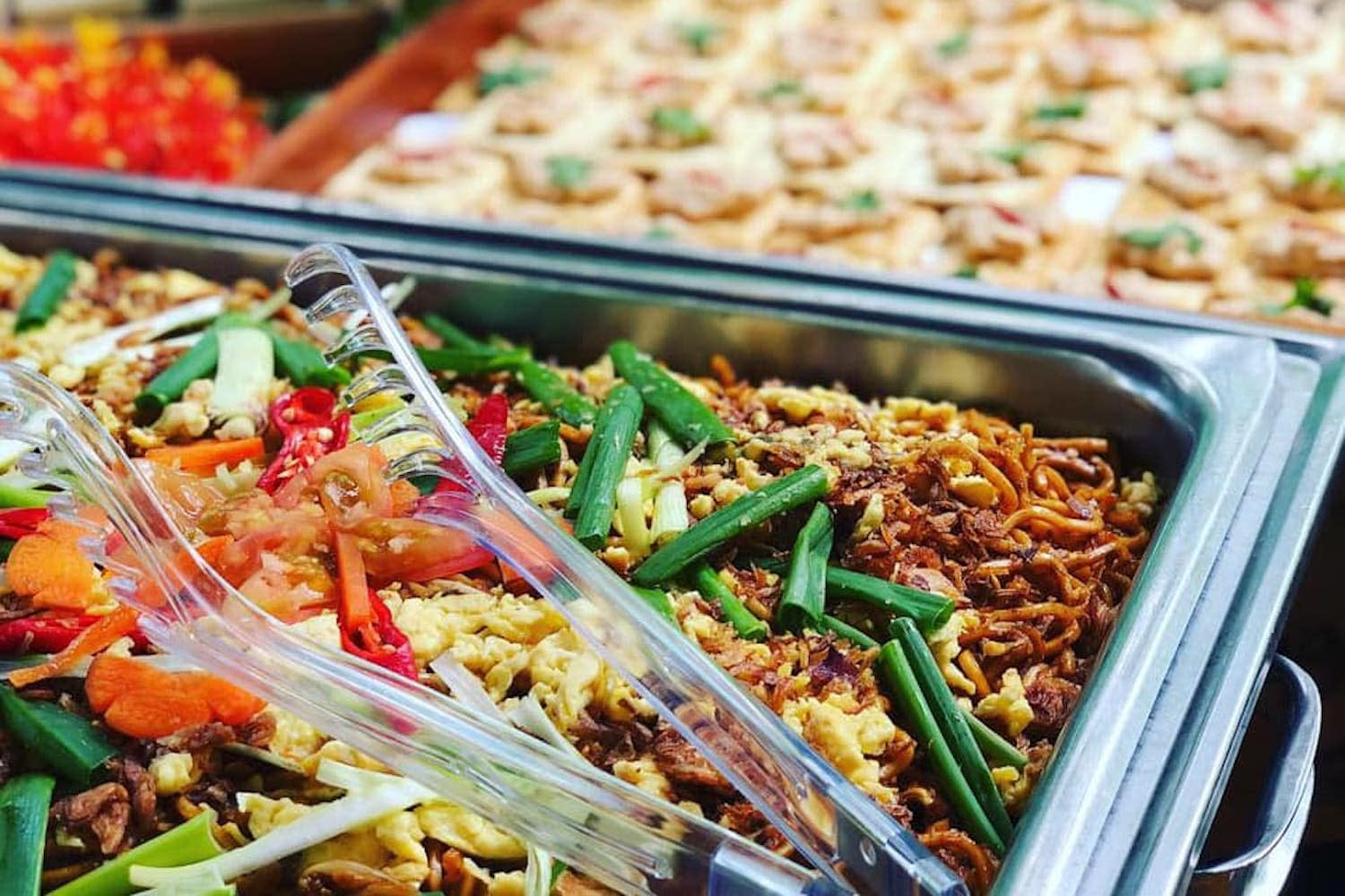 word events and catering