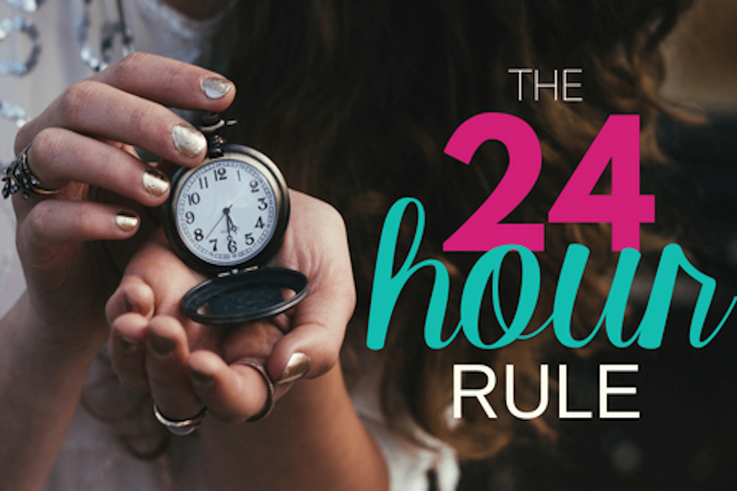 the 24 hour rule - bridezilla article