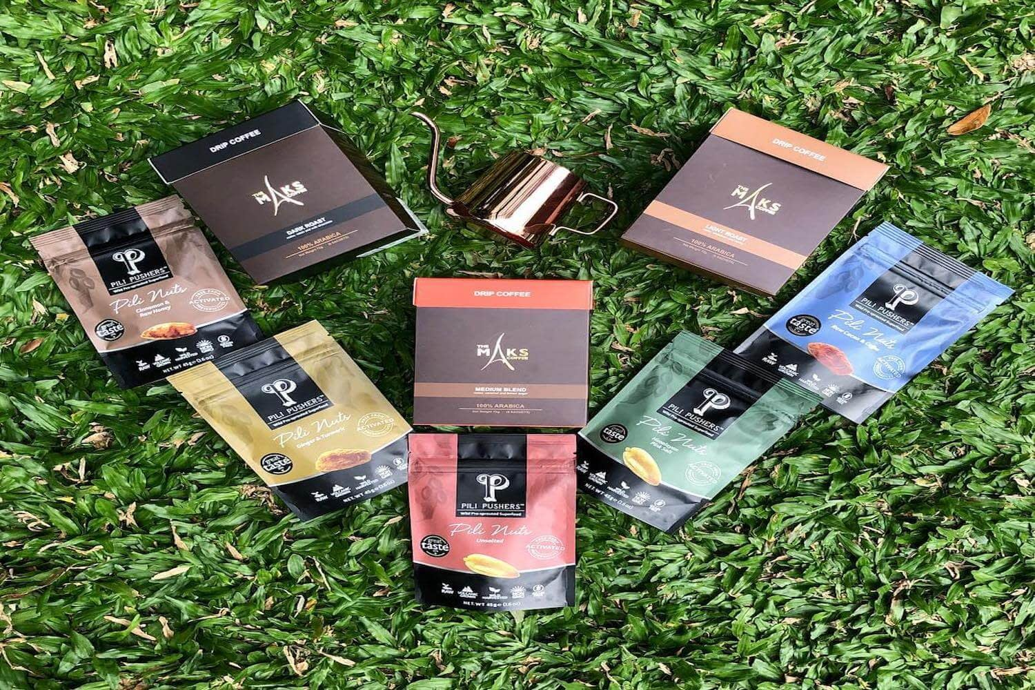 Pili nuts gifts